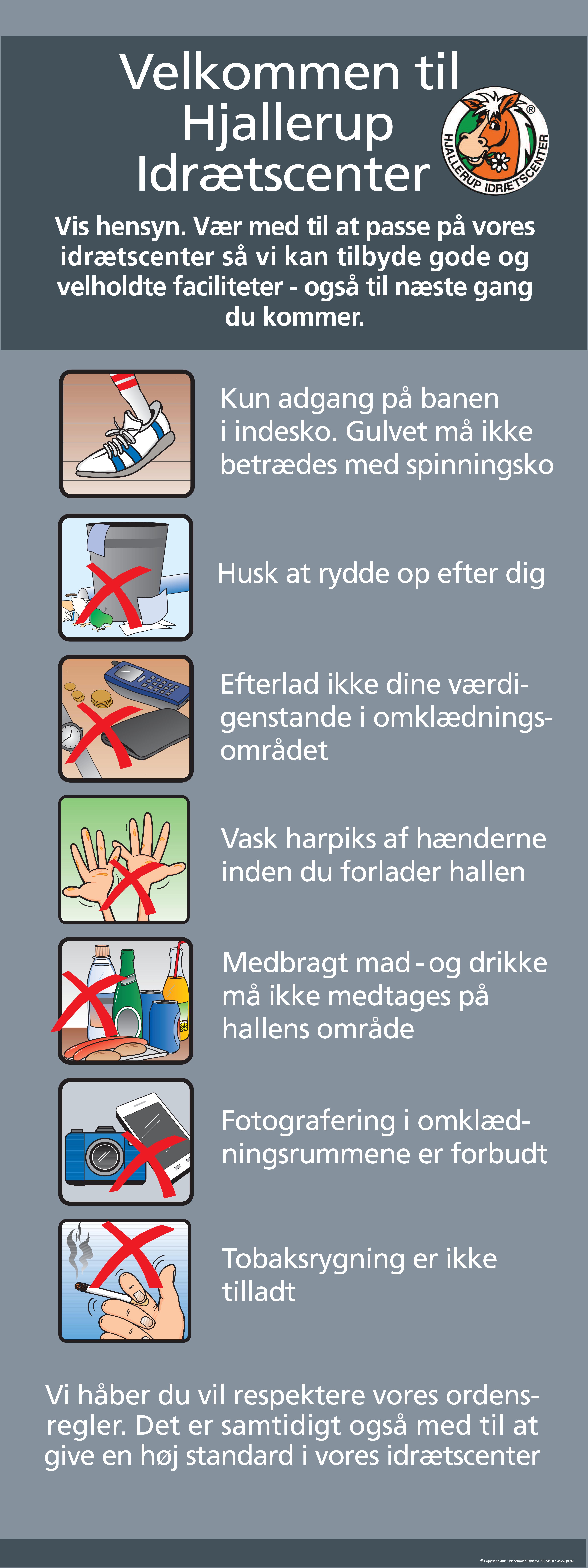 hallens-ordensregler